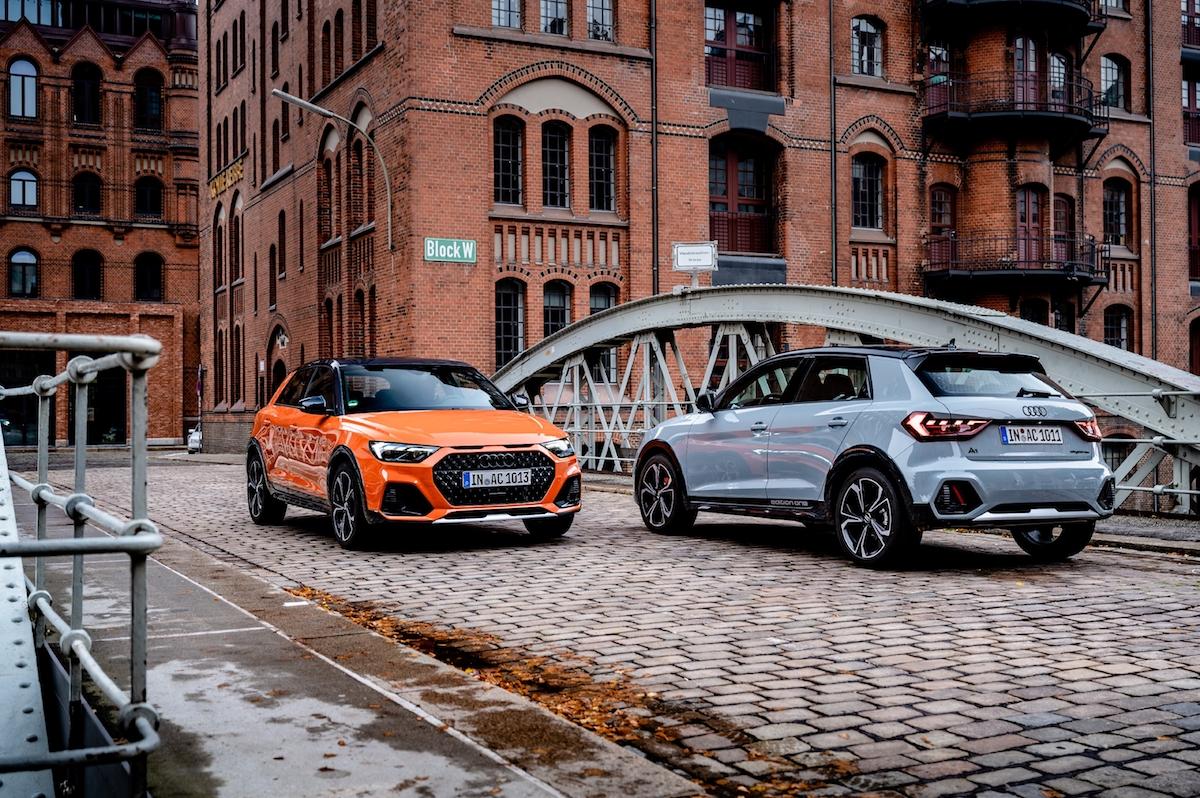 Audi A1 Citycarver La Polivalencia Como Argumento Revista Del Motor