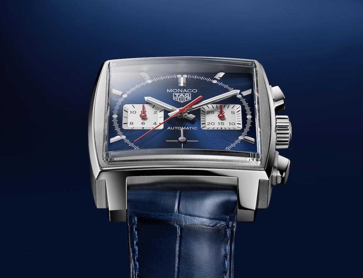 Tag Heuer, 50 aniversario del mítico reloj Mónaco en la