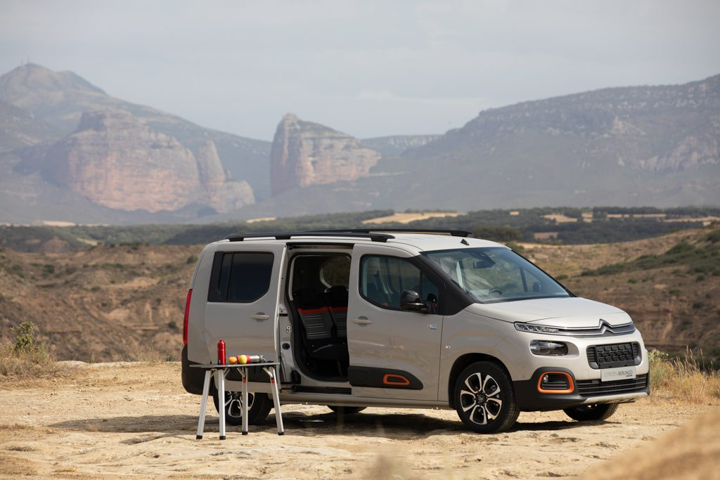 Citroën Berlingo by Tinkervan