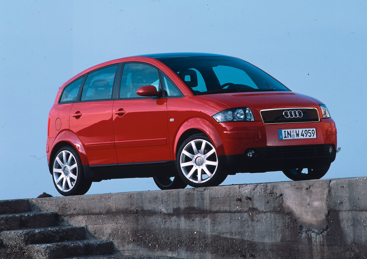 2020 Audi A2 Style