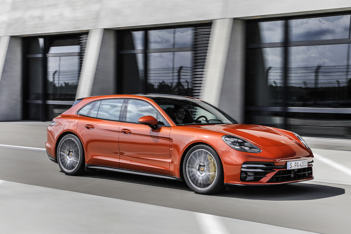 2020 The Porsche Panamera Specs